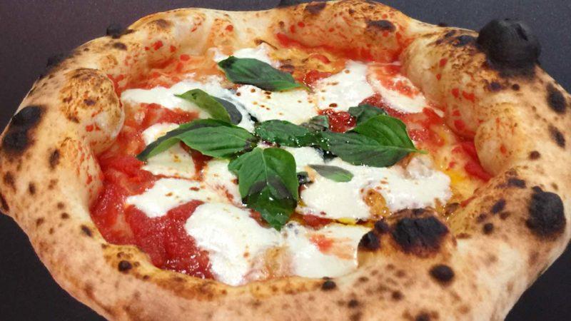 Comment faire une pizza à la napolitaine